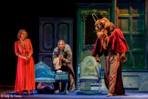 LA BELLA E LA BESTIA - Stivalaccio Teatro