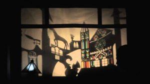 IL LIBRO DELLE OMBRE - Teatro di Carta