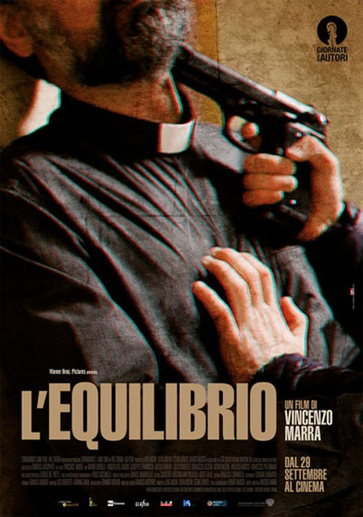 "Poster for the movie ""L'equilibrio"""
