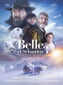 "Poster for the movie ""Belle & Sebastien: Amici per sempre"""