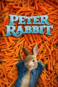 "Poster for the movie ""Peter Rabbit"""