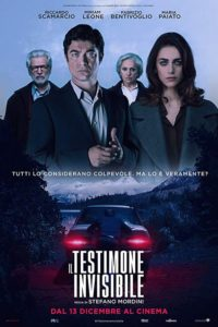 """Poster for the movie """"Il testimone invisibile"""""""