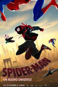 Spider Man: Un Nuovo Universo