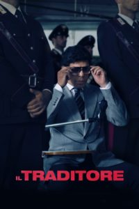 "Poster for the movie ""Il traditore"""